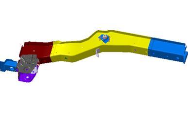 汽车钢冲压件零部件